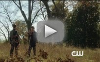 Extended Vampire Diaries Preview: Will There Be a Truce?