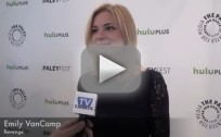 Emily VanCamp PaleyFest Interview