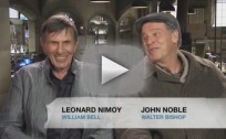 John Noble and Leonard Nimoy Interview
