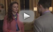 Gossip Girl 'The Return of the Ring' Clip - Checking Up