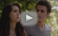 "The Vampire Diaries ""For Whom The Bell Tolls"" Clip - I'm With Damon"