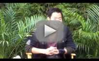 Aaron Yoo Set Interview