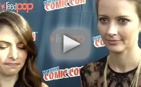 Sarah Shahi and Amy Acker Interview