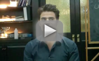 Paul Wesley: The Vampire Diaries Set Interview