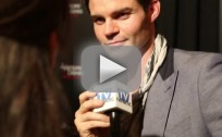 Daniel Gillies Grills TV Fanatic