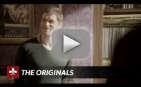 The Originals Clip: An Awkward Threesome