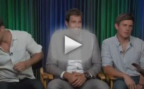 Enlisted Interviews: Parker Young, Geoff Stults & Chris Lowell