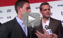 Patrick J. Adams and Gabriel Macht Interview