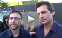 Mark Goffman and Len Wiseman