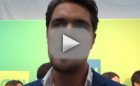 Diogo Morgado Interview