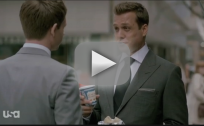"Suits Clip - ""Breakfast, Lunch and Dinner"""