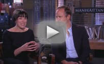 Olivia Williams and John Benjamin Hickey Interview