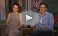 Rachel Brosnahan and Ashley Zukerman Interview