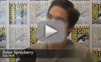 Dylan Sprayberry Comic-Con Interview