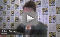 Robert Buckley Comic-Con Interview