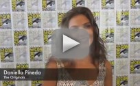 Danielle Campbell Comic-Con Interview