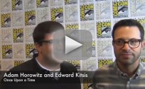 Adam Horowitz and Edward Kitsis Comic-Con Interview