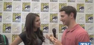 Nina dobrev comic con interview