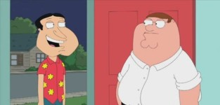 Family Guy Comic-Con Trailer