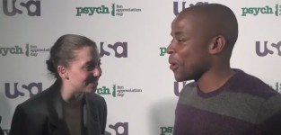 Dule hill talks to tv fanatic