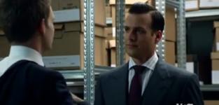 Suits sneak peek harvey and mike