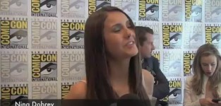 Vampire Diaries Stars Speak on Season 4 Storylines, The Hunger Games, SPF