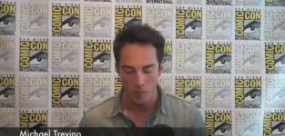 Michael trevino comic con interview