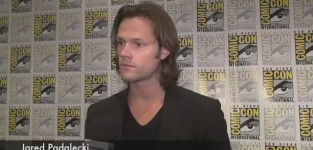 Jared padalecki comic con interview