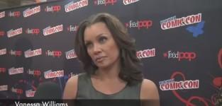 Vanessa Williams NYCC Interview