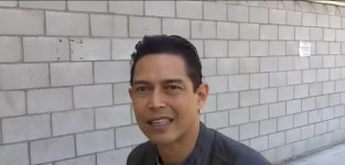 Anthony ruivivar set interview