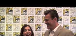 HIMYM Exclusive: Alyson Hannigan and Jason Segel on Season 9, TV Show Reunions and Pick-Up Caps