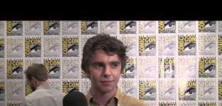 Freddie highmore comic con interview
