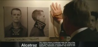 "Alcatraz Promo: ""Guy Hastings"""