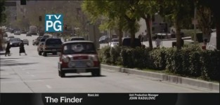 The finder promo little green men