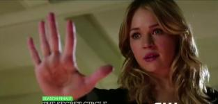 The secret circle season finale promo family