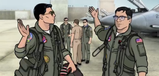 Archer Season 5 Trailer: Into the Danger Zone