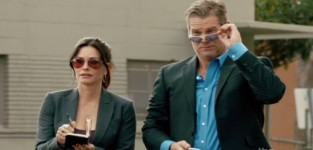 Cougar town clip on the case