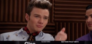 Glee promo new directions