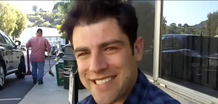 Max Greenfield Talks Hot in Cleveland Appearance