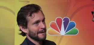 Hugh Dancy Upfront Interview