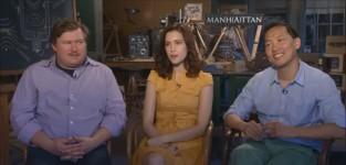 Manhattan set interview