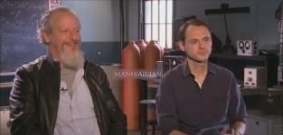Daniel stern set interview
