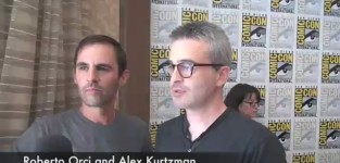 Roberto orci and alex kurtzman interview
