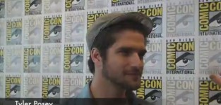 Tyler posey comic con q and a