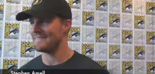 Stephen amell comic con q and a
