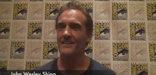 John wesley shipp interview