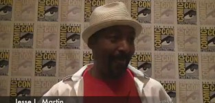 Jesse l martin interview