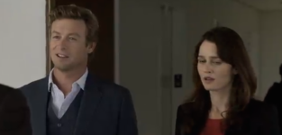 "The Mentalist Clip - ""The Whites of His Eyes"""
