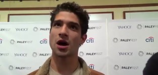 Tyler Posey PaleyFest Interview