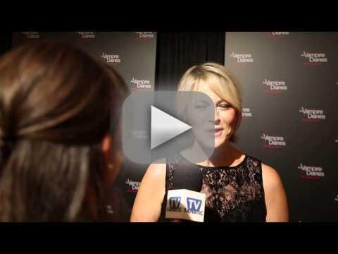 Marguerite MacIntyre Celebrate The Vampire Diaries